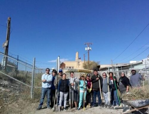 A Local David & Goliath Story: A Series Of Stories About The Fight To Keep The Community Of Anapra