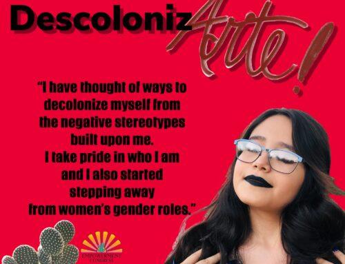 DescolonizArte Youth: Joceline Roque